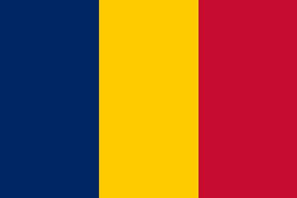 Bandera_Chad
